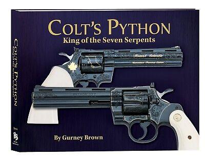 COLT Python King of of the Snake Guns NEW March 2108  Pistol Hnadgun Revolver 6