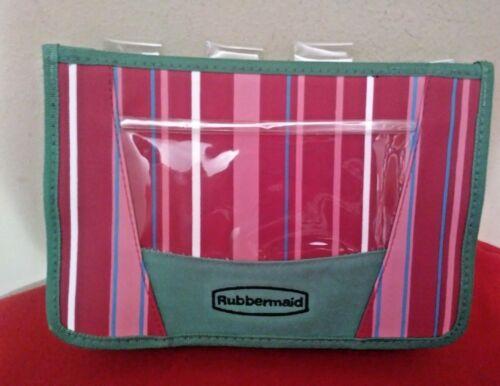 Rubbermaid Four Pockets Cards/Photos Storage Organizer