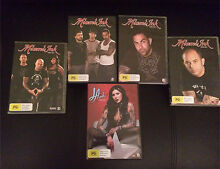 LA INK & MIAMI INK - REALITY TV DVD BUNDLE - 5 DVDS Tullamarine Hume Area Preview