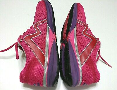 Karhu Fast Ride Running Shoes Sneakers Pink 10.5 Fulcrum Walking Womens