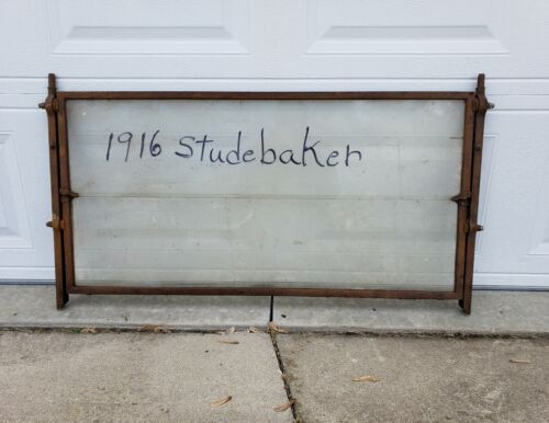 1916 Studebaker Windshield Parts