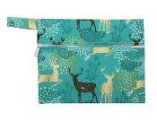 U PICK Mini Wet Bag Waterproof Reusable for Mama Cloth Menstrual Pad Tamp