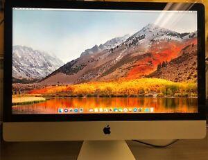 Apple iMac 27-inch*A1419*Intel i5*8GB*1TB*OS-10.13.4*In-Box