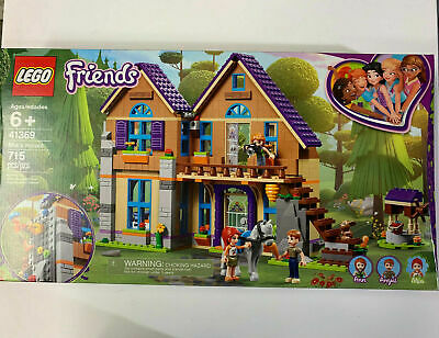 LEGO Friends Mia's House 41369 Brand New Mint Sealed Box FREE Shipping