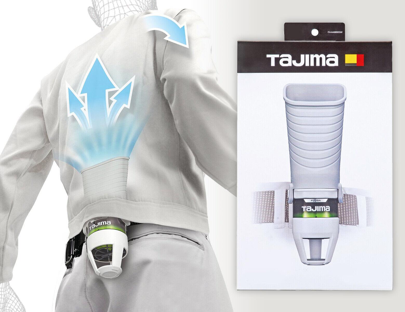 Tajima Seiryo Jacket Cooling System - Body mini air conditio
