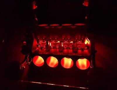 Cadillac V8 8.2l BigBlock Motor Tisch Wohnzimmertisch mit LED Motortisch V12 V10 gebraucht kaufen  Rosche