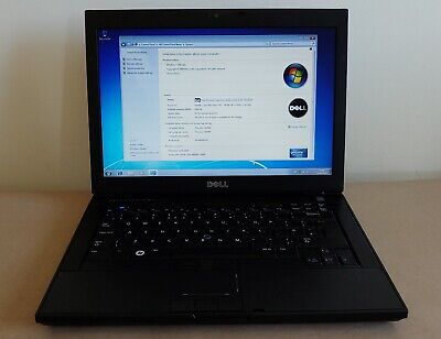 Dell Precision M2400 Laptop Win7 Ult. 500GB 4GB 2.53GHz NVIDIA Graphics (L172)