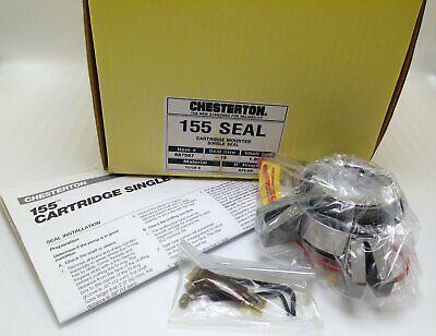 New Chesterton 155 Cartridge Single Seal Pn 687567