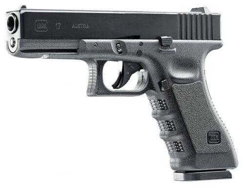 Umarex GLOCK 17 Gen3 .177 Cal 4.5mm CO2 Airgun FULL BLOWBACK Pistol 2255208