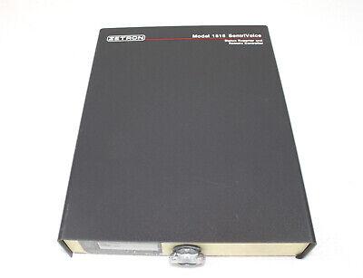 Zetron Model 1516 Sentrivoice Status Reporter Remote Controller Pn 901-9093