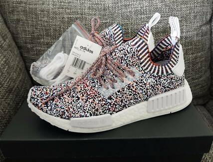 Brand New Adidas NMD R1 Static, No Signal BW1126 US 7 - US 12