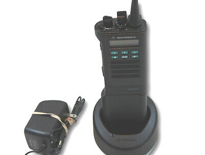 Motorola Astro Saber Uhf 403-470mhz Model Ii P25