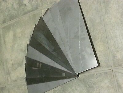 Stainless Steel 304 Plate 18 Gage 12 X 4- Metal Sheet Welding One Piece