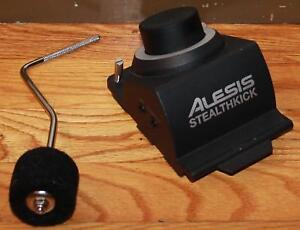 Alesis StealthKick Bass Drum Trigger With Inverted Beater