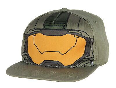 ief Helmet Snapback Hat (Master Chief Kinder)