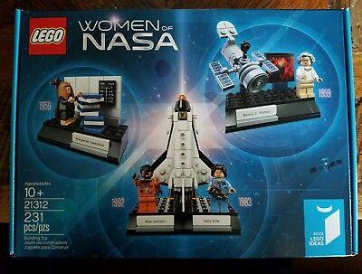 Lego 21312 Ideas Women Of Nasa 231Pcs New Factory Sealed In Hand