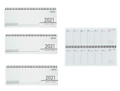 Taschenkalender 2021 schwarz+Metall Kugelschreiber PU Einband ca A7 Farbe