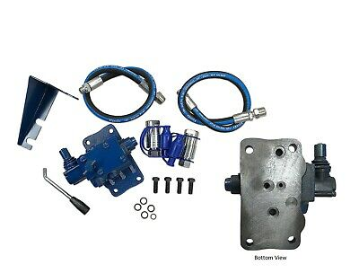 Single Hydraulic Valve Remote Kit Ford 5000 5600 6600 7000 7600 Tractor