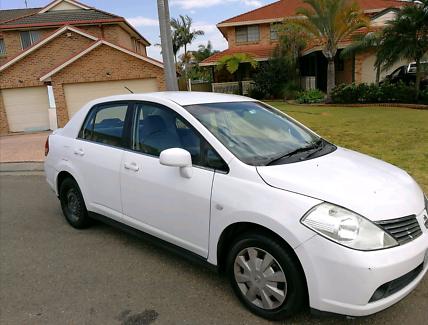 2009 Nissan Tiida Merrylands Parramatta Area Preview