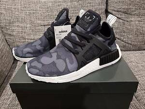 Brand New Adidas NMD XR1 Black Duck Camo - Size US 7.5 Forest Lake Brisbane South West Preview