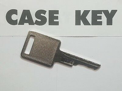 1 Case Heavy Equipment Key For Backhoe Skid Steer Equipment Fast Shipping