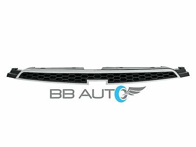 fits 2011-2014 CHEVROLET CRUZE Upper Front Bumper Grille NEW Chrome 96981100