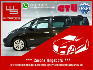 Renault Grand Espace Edition 25th Aut ** 84 Tkm ** Voll