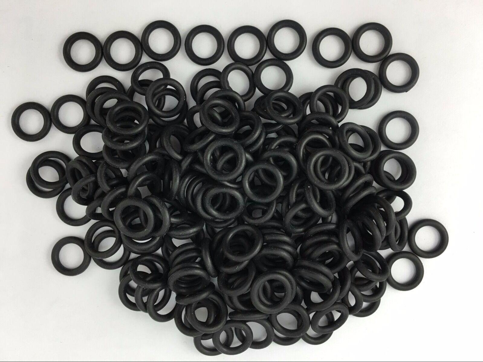 200pcs Screws O-Rings bands GI Joe Cobra Action Force orings 200pcs O-Rings