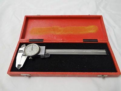 Swiss Etalon Precision Micrometer .001 In Original Case