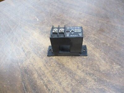 Sentry Current Switch Sc250 Range 1.5-150a 1-135v Acdc 0.3a Used