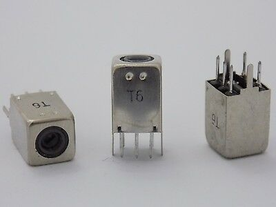 10x 7km-t6-100nhq060 Variable Inductor Coil - 100nh