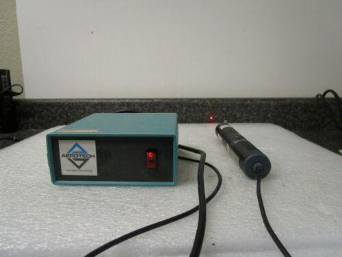CW Radiation / Aerotech Laser Unit PSO5 + LSRO5R