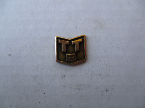 Terminal Transportation 11 yr Service Safe Driver Award Trucker Trucking Pin