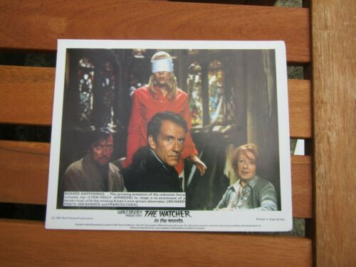 Vintage movie film lobby card