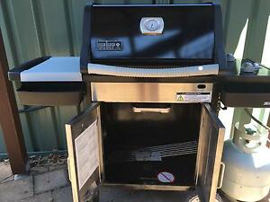 Weber BBQ & gas bottle Shoal Bay Port Stephens Area Preview