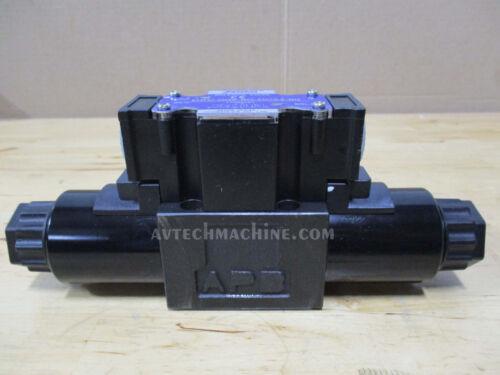 SevenOcean Hydraulic Solenoid Valve DSV-G02-6C-DC24