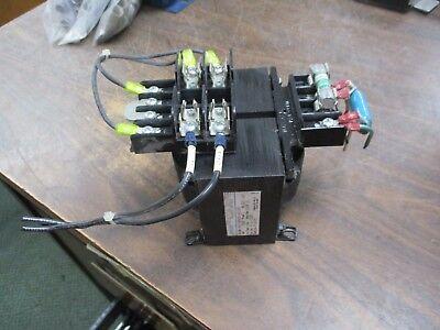 Dongan Industrial Control Transformer Hc-0500-4100 .500 Kva 1ph Used
