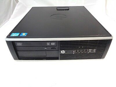 Compaq Condition - HP Compaq Pro 6200 SFF i3-2120 3.3GHz 4GB RAM 250GB HD Win 7 Pro Great Condition