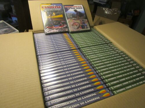 (LOT OF 60 ) NEW + SEALED DVDs  (Wholesale / Resale) (SEE PHOTOS)   BV10