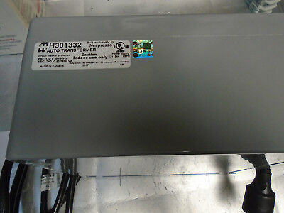 Hammond Line Voltage Correction Power Supply Transformer H301332 New Free Shppng