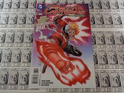 Red Lanterns (2011) DC - #38, Guy Gardner, Walker/Calafiore, NM/- (New 52)