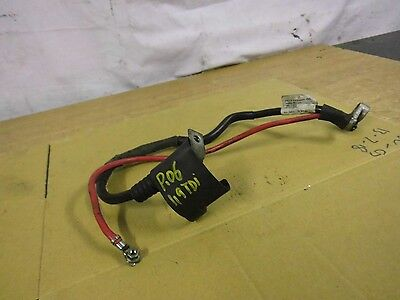 VW PASSAT B6 BATTERY TO STARTER MOTOR WIRING LOOM 1K0971228L 2005 > 2010