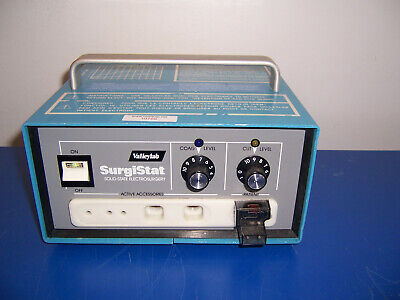 10799 Valley Lab Surgi Stat B-20 Solid State Electrosurgery