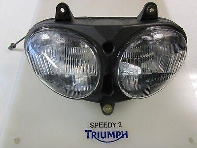 TRIUMPH TROPHY 1200 HEADLIGHTS NON UK RH DIP T2700119 1996 ONWARDS