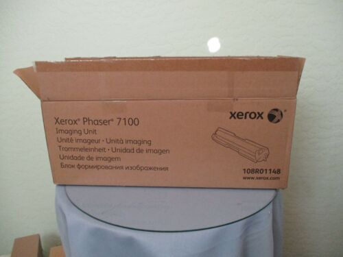 Genuine Xerox Phaser 7100 Imaging Unit New Open Box Open Bag 108R01148