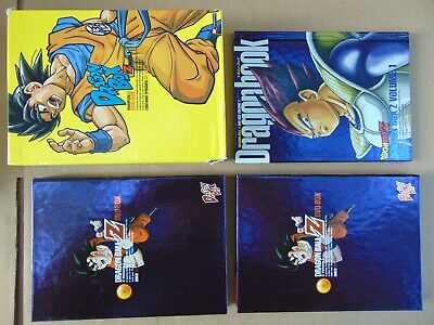 Dragon Ball Z Dragon Box Volume 1 DVD Set Complete 6-Discs & Book FREE SHIPPING