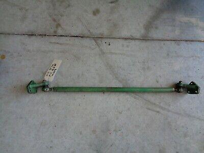 John Deere 870 4x4 Mfwd Tie Rod. With Hub Brackets