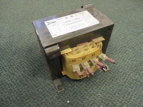 Hammond Dry Type Transformer 1S05BCH 5KVA 1Ph Pri: 240/480V Sec: 120/240V Used