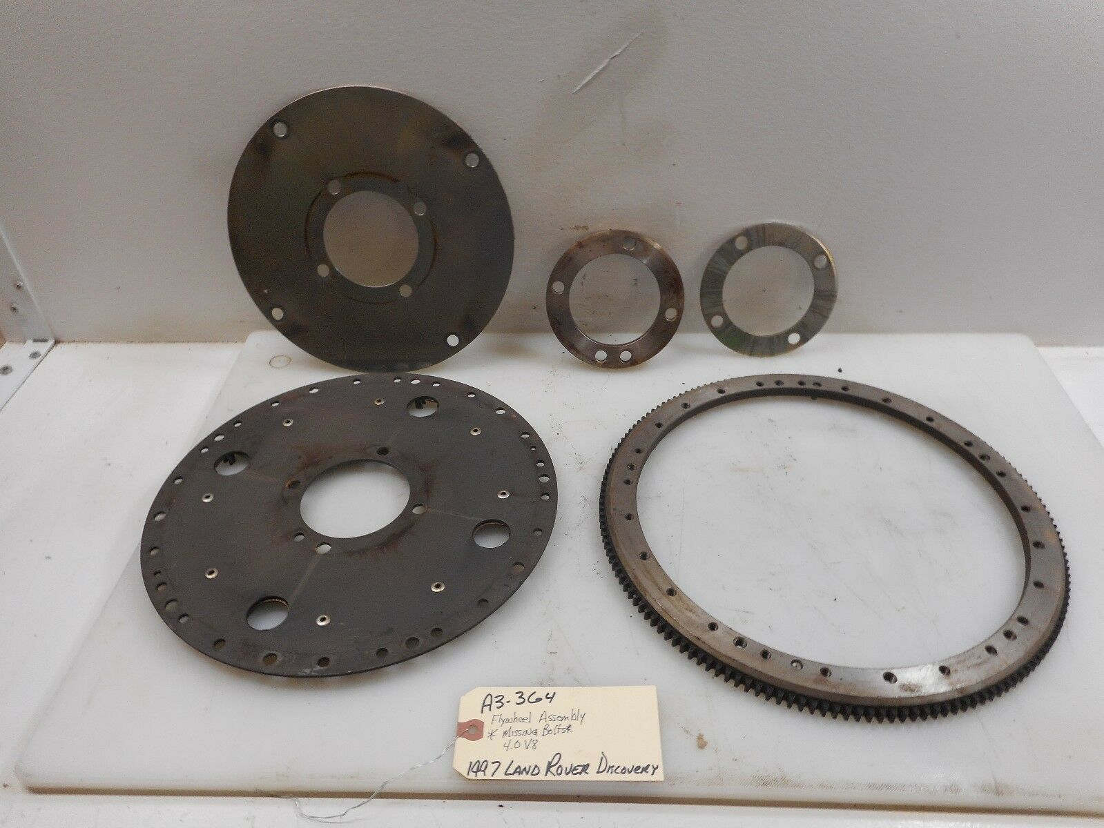 Used Land Rover Discovery Transmission & Drivetrain for Sale