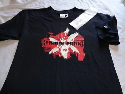 Linkin Park Puma Underground Shirt Medium Adult Chester Rock Concert Vintage